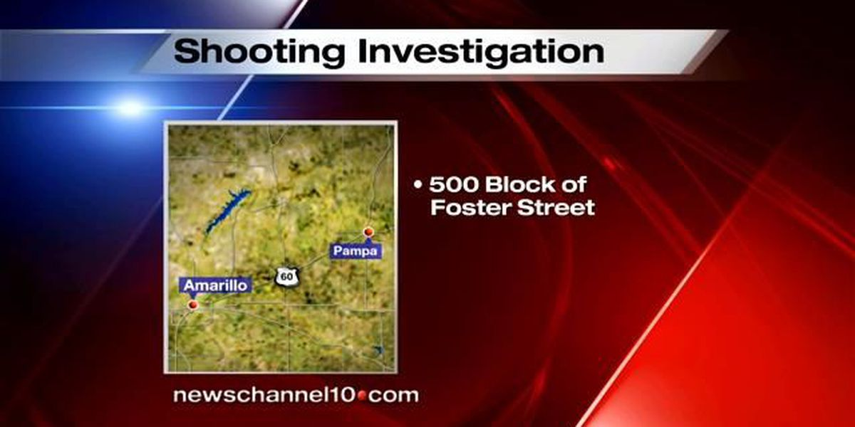 Pampa Police investigate Saturday morning shooting