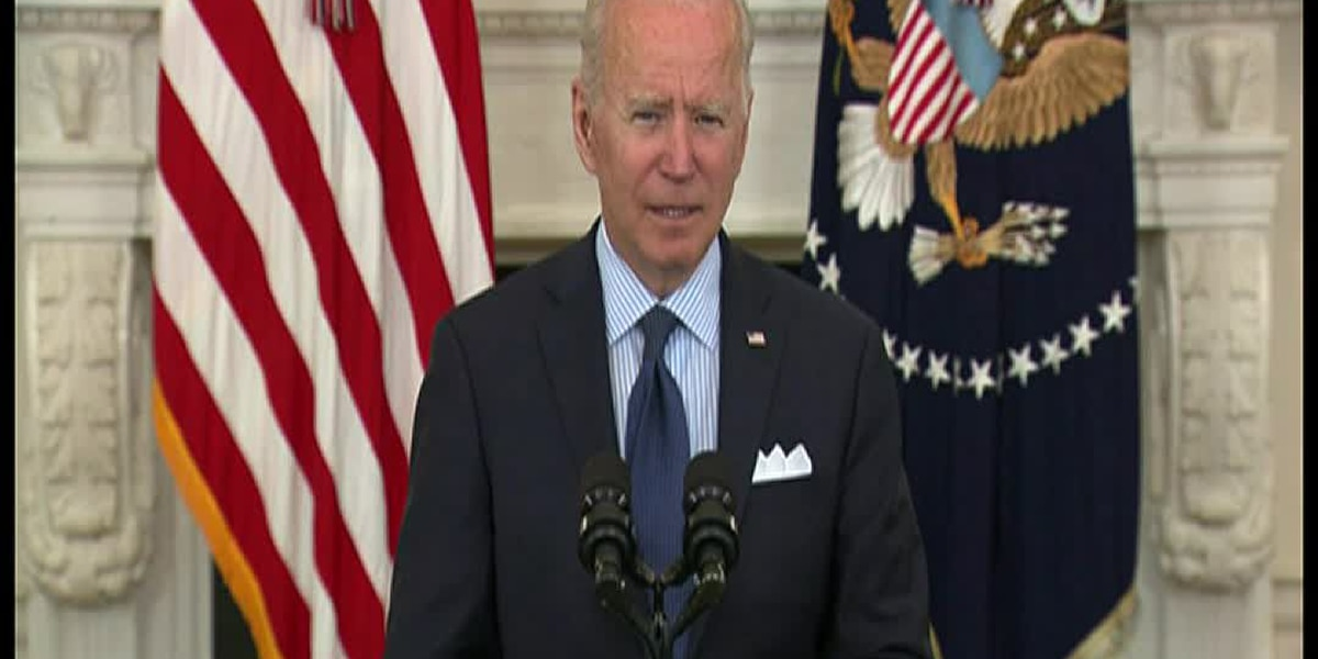 LIVE: Biden makes remarks on American Rescue Plan