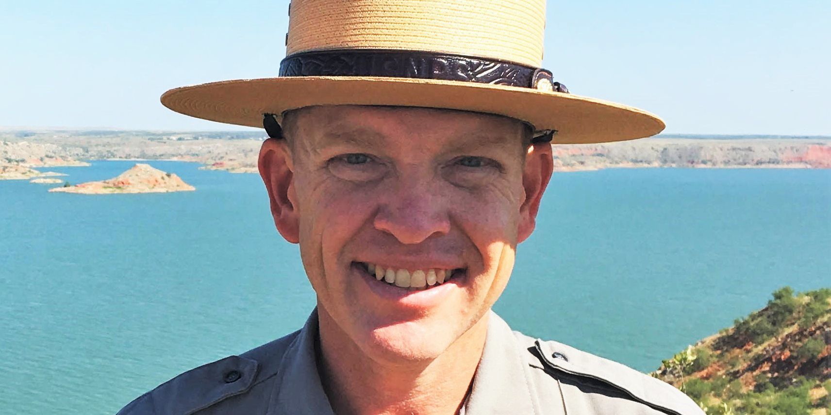 Lake Meredith, Alibates Flint Quarries names Eric R. Smith as new superintendent