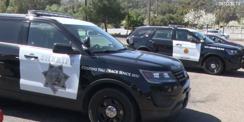 Woman carrying gun, infant tackled by parishioners after threatening to blow up San Diego church