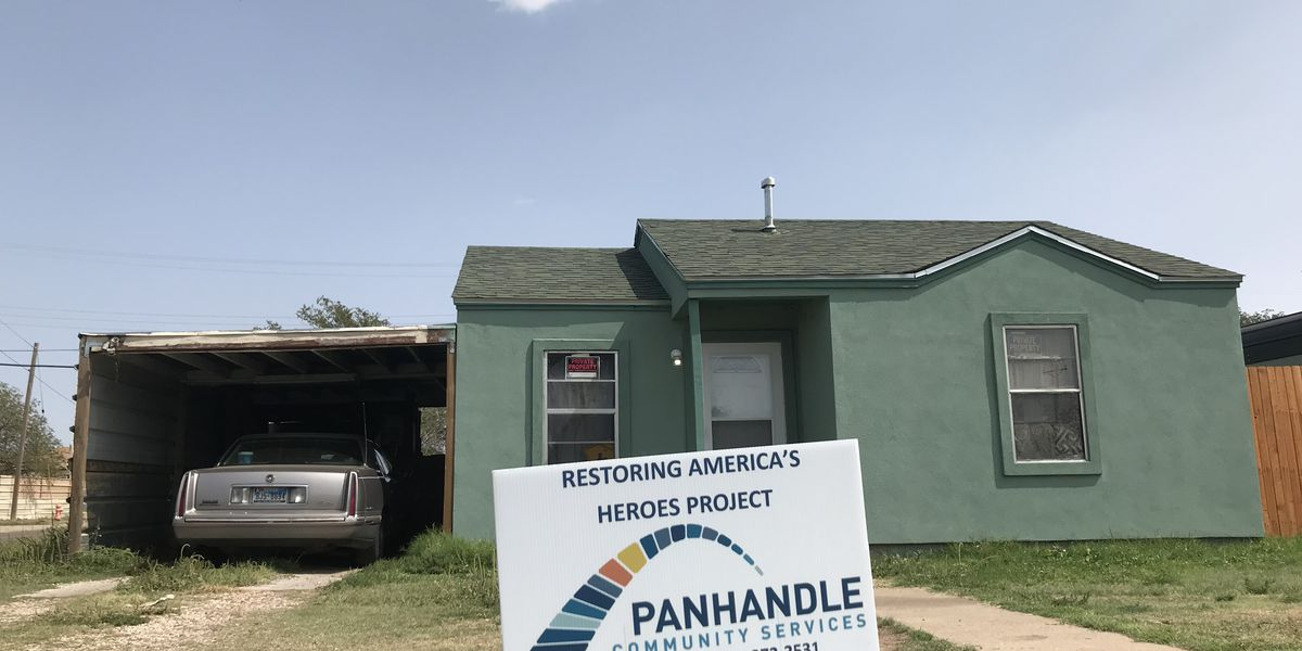 New Panhandle Community Services program seeks to help veterans with critical home repairs