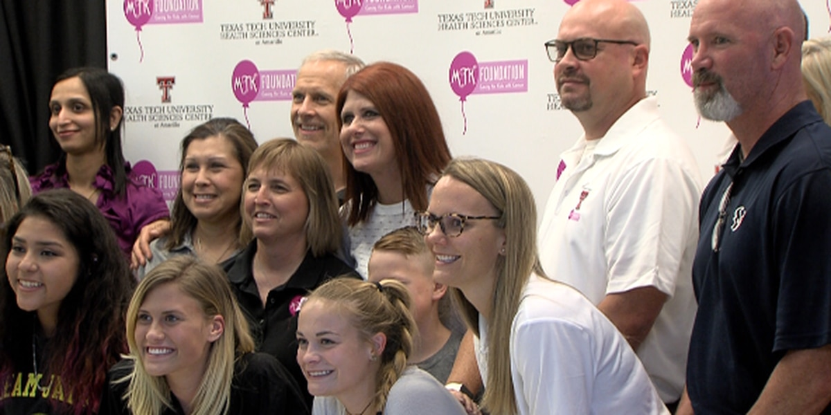 MTK Foundation partners with Texas Tech to 'wreck' pediatric cancer