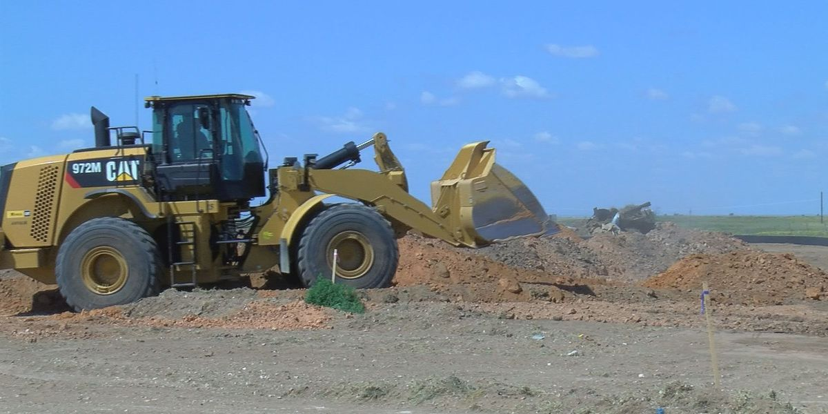 Construction underway for Frank Phillips campus in Dalhart
