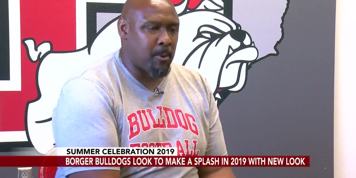 VIDEO: Borger Bulldogs look to thrive under new head coach Duane Toliver