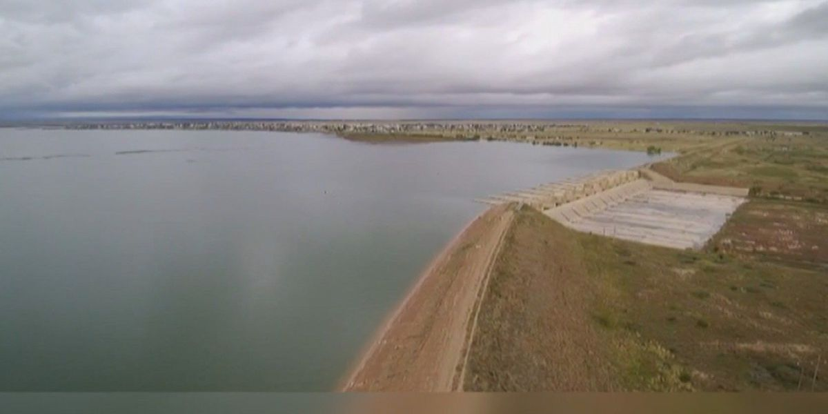 Residents look forward to water release from Ute Lake