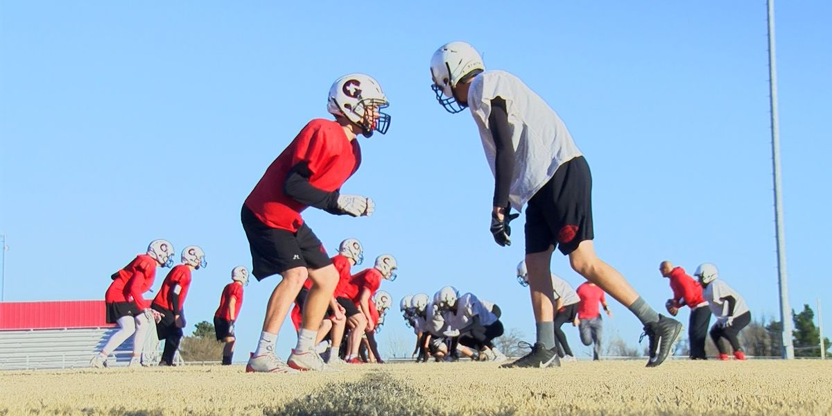 Gruver Greyhounds: One Team, One Heartbeat