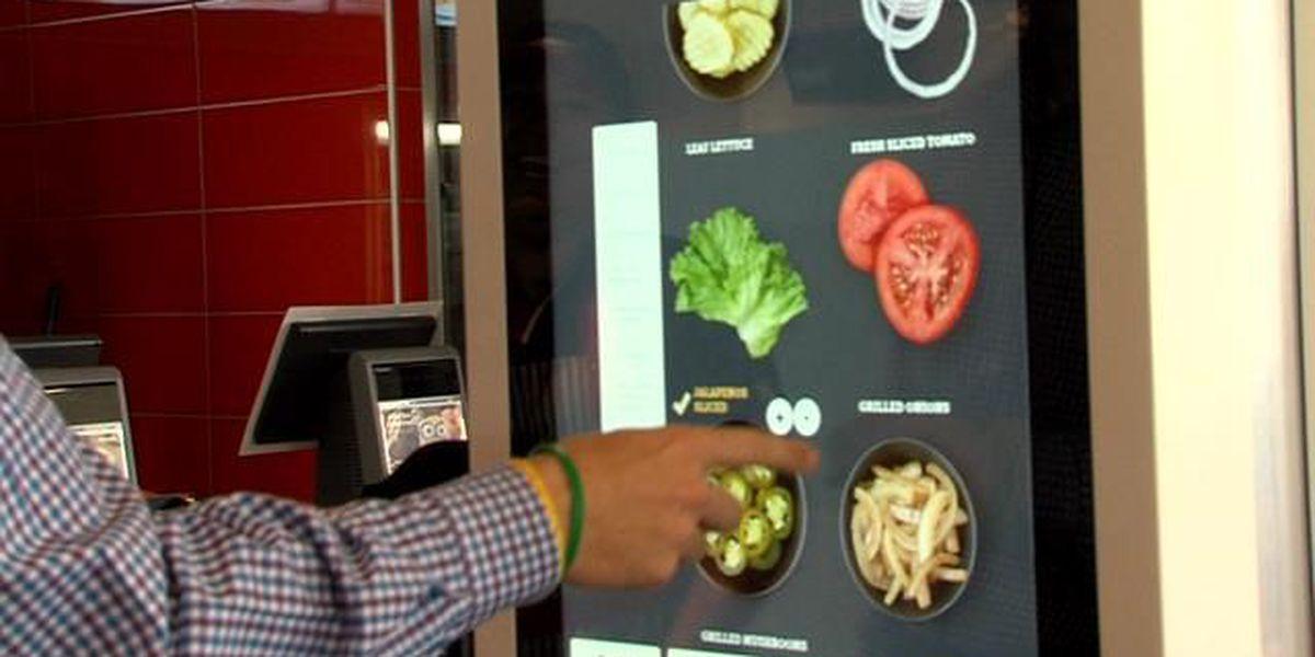"Amarillo chosen to test McDonald's ""Create Your Own Taste"" product line"