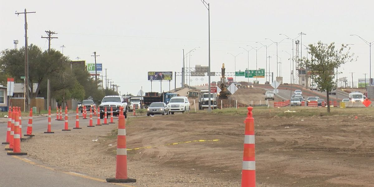 I-40 construction project delayed due to weather setbacks