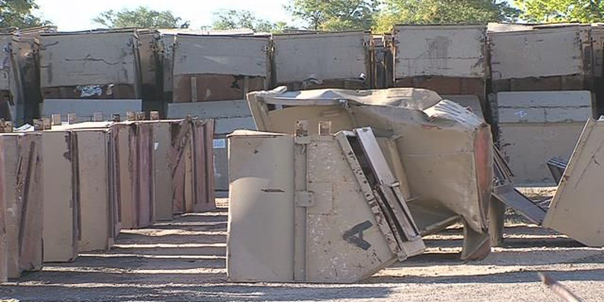 City in need of more manpower to help with dumpster issues