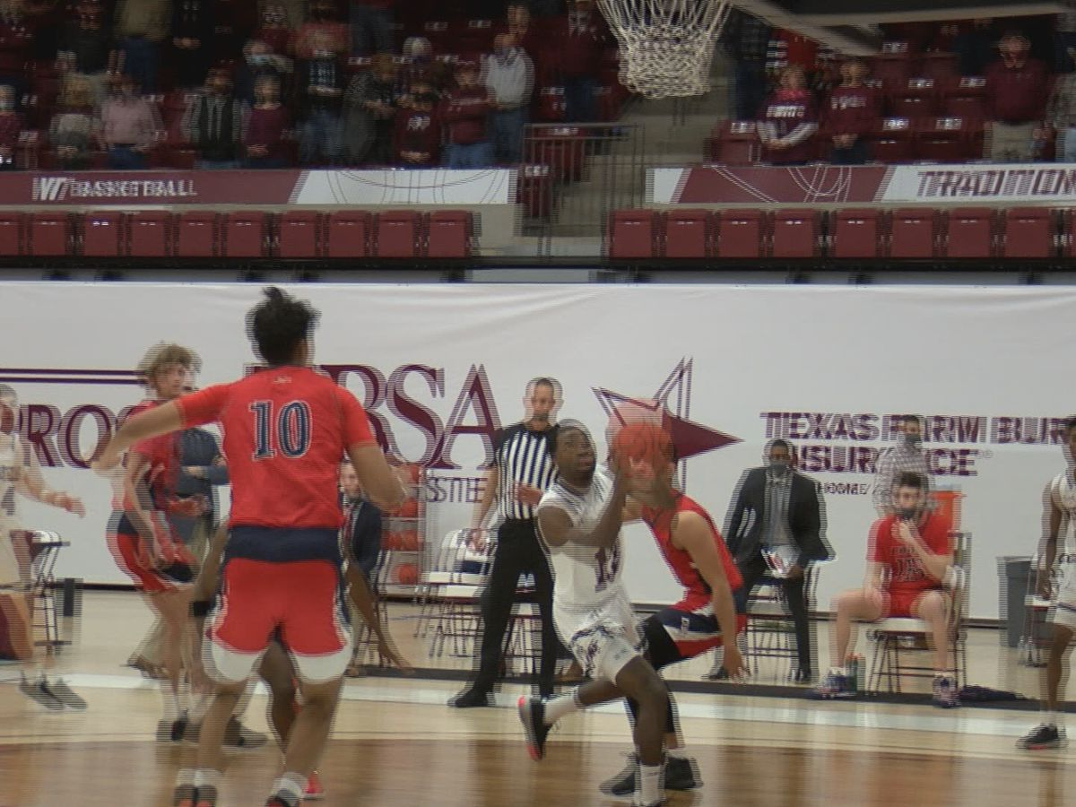 West Texas A&M gets revenge against DBU, advancing to LSC tournament championship