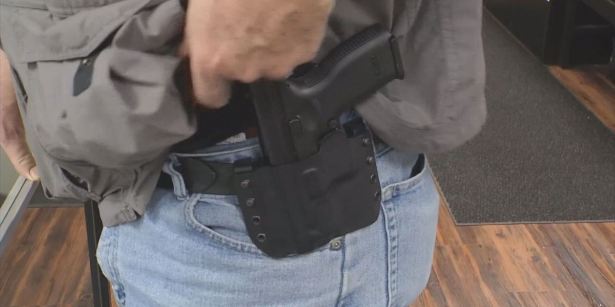 Not all Texans on board with eliminating open carry permits
