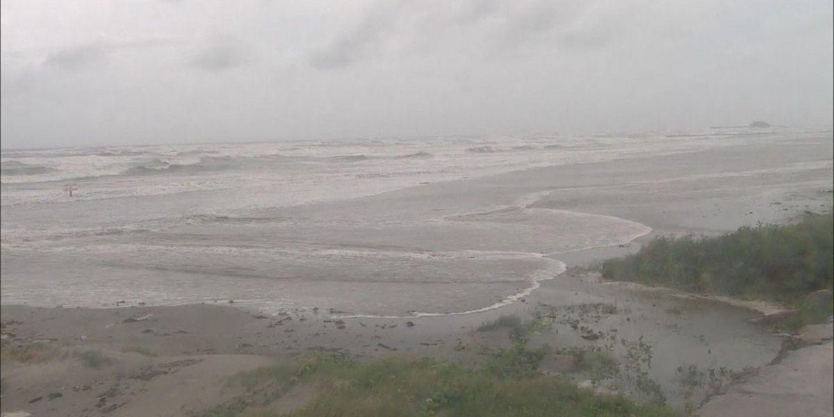 Local agencies head to the coast for Hurricane Harvey