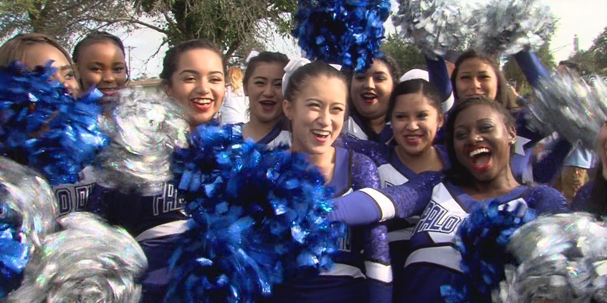 Palo Duro High celebrates 60th birthday with first ever parade