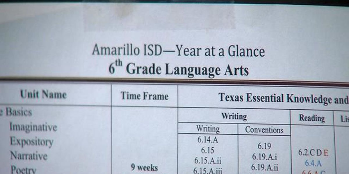 "Amarillo mother pulls child out of school because of ""dark"" literature"