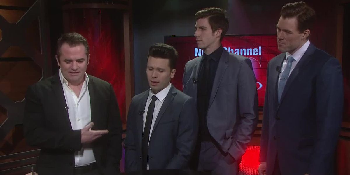 Interview - Cast of Jersey Boys