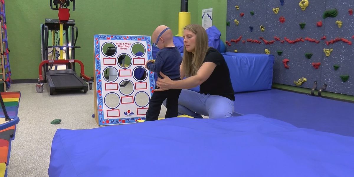 Therapy pool in Amarillo now under construction