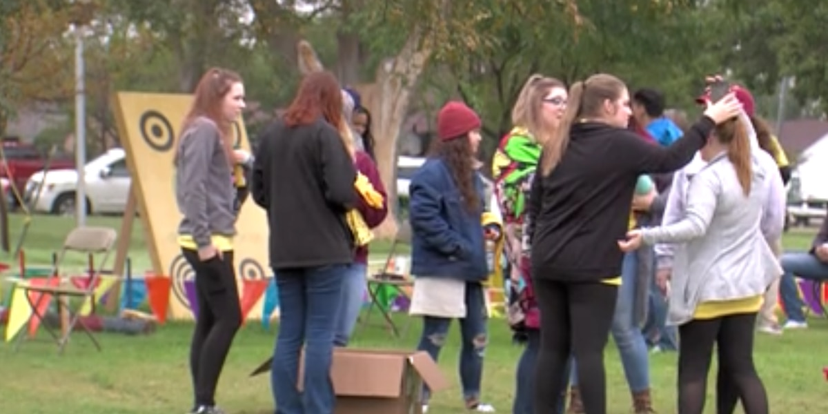'Buddy Walk' raises money for Down Syndrome awareness, research