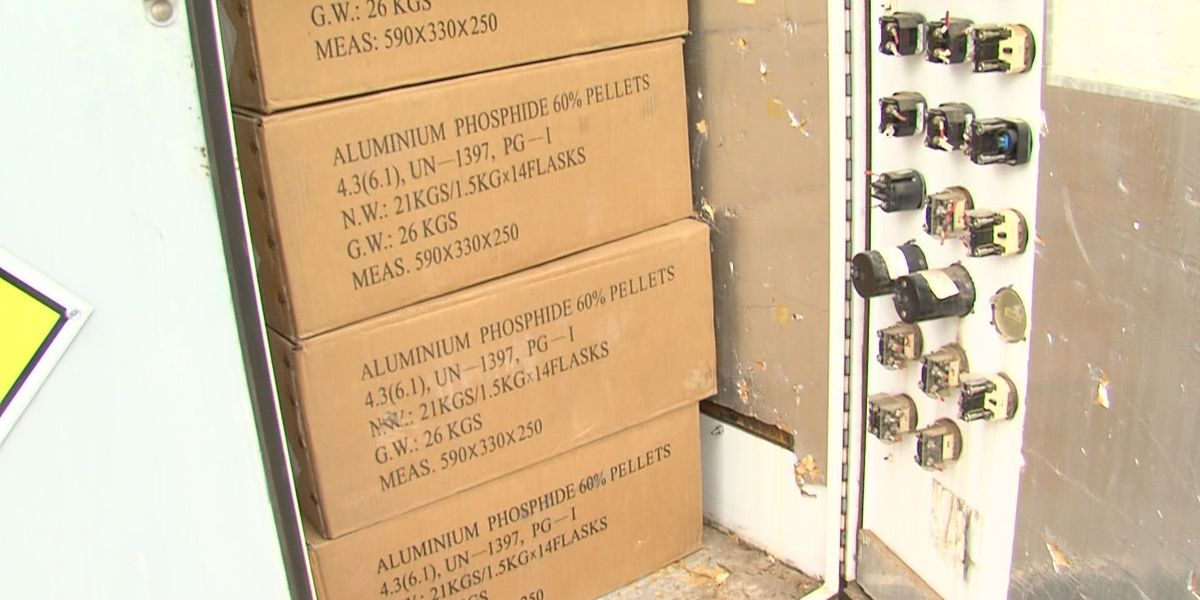 Multiple authorities investigating deadly use of Aluminum Phosphide