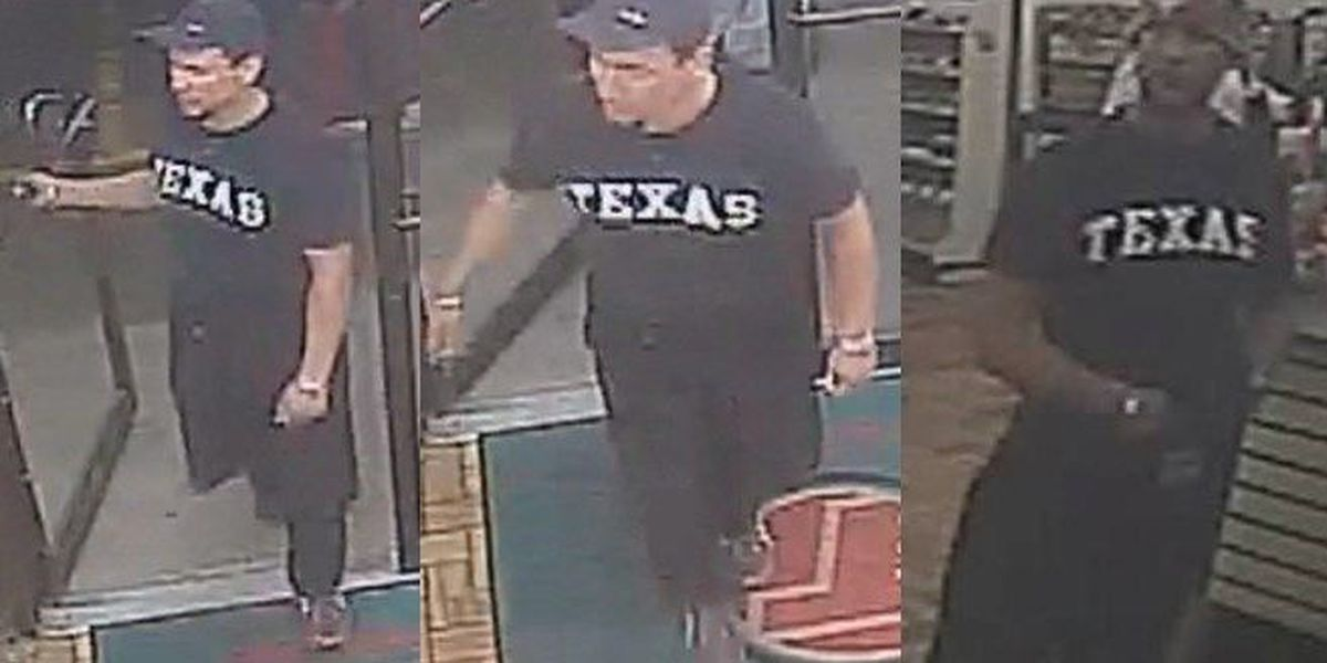 APD searching for two forgery suspects