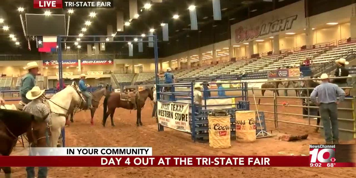 INTERVIEW: Day 4 out at the Tri-State Fair