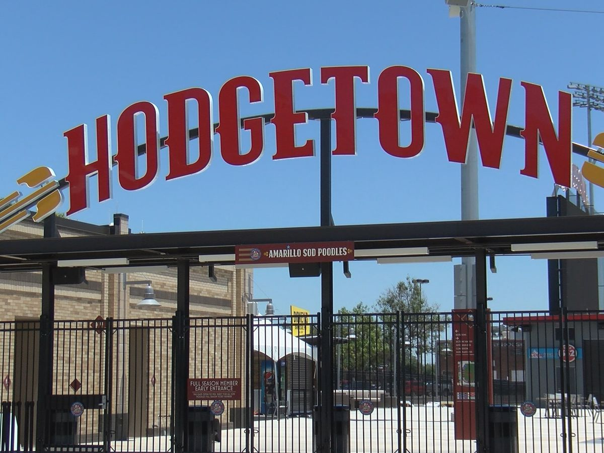 New Mexico and Air Force baseball games at HODGETOWN is canceled