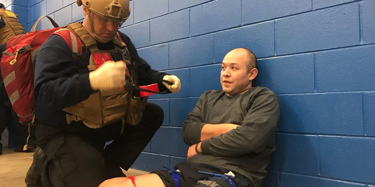 Amarillo Fire Department continuing active shooter training