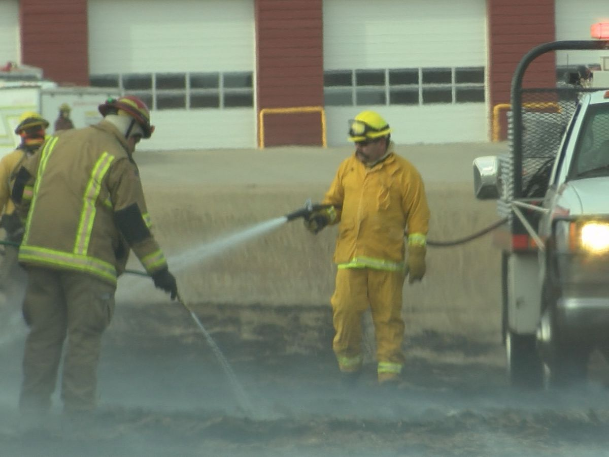 Amarillo Fire Department may conduct prescribed burn at training facility today