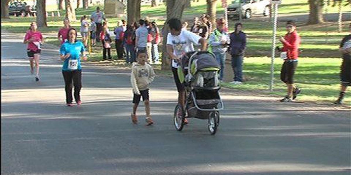 Thousands of residents march for babies