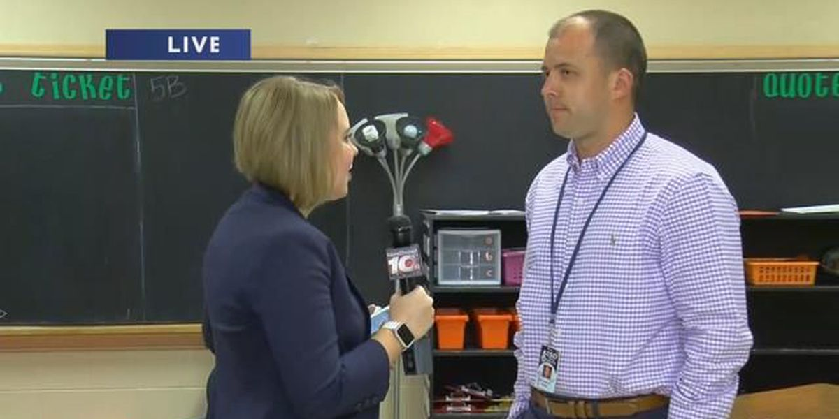Local teacher wins free kitchen for Teacher Appreciation Day