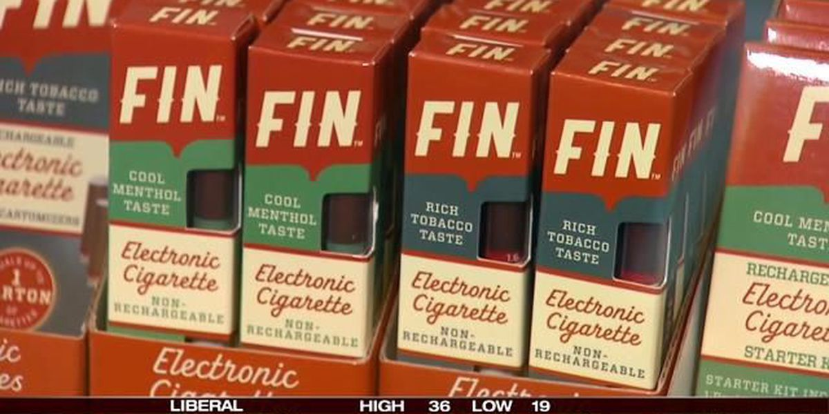 Oklahoma looking to ban e-cigarettes for youth