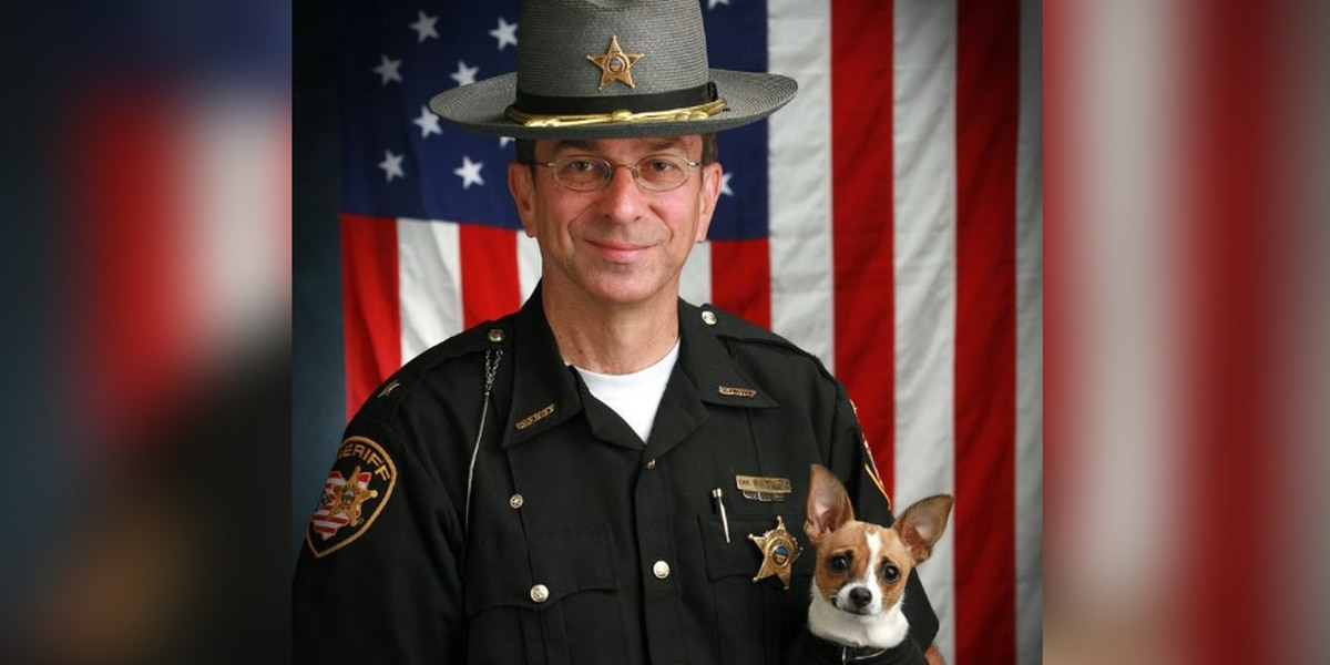 Retired Geauga County, Ohio, Sheriff, K9 partner die on same day