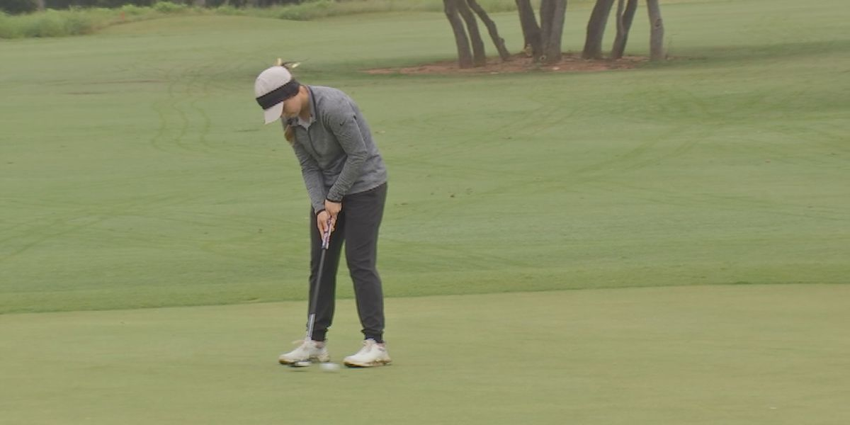Texas Panhandle girls on the links take shot at UIL State Tournament, Round 1 results