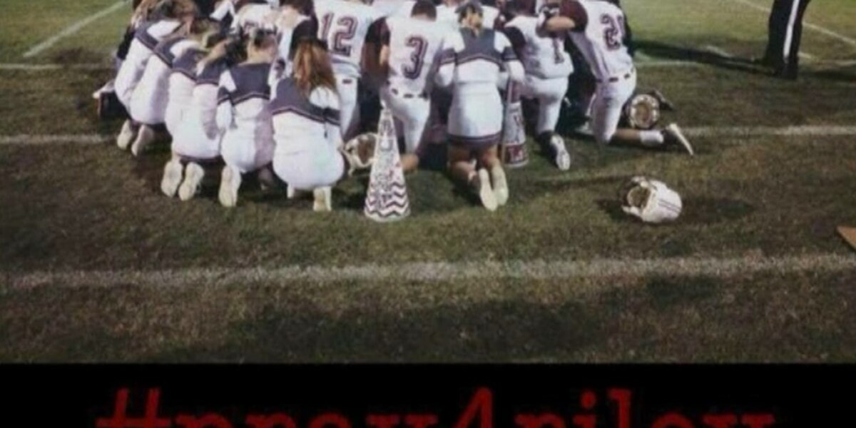 Injured Clarendon football player showing progress in recovery