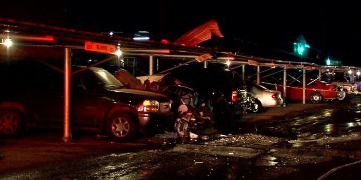 Car explosion at apartment complex ruled accidental
