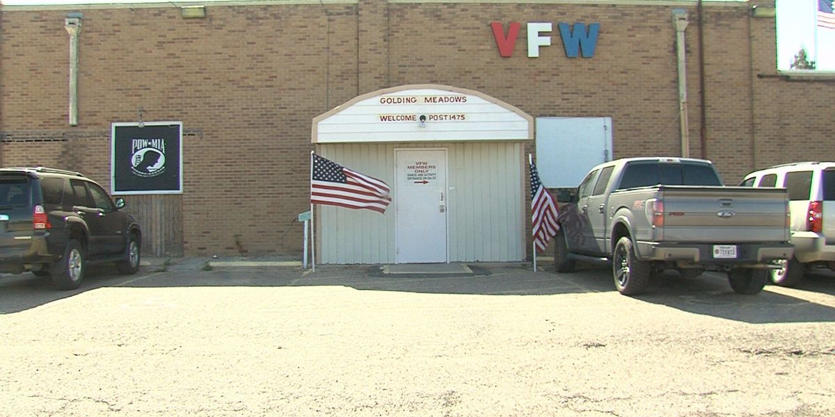 VFW Post 1475 awarded #1 post in Texas
