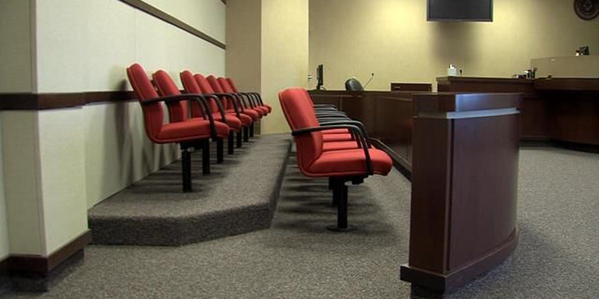 Texans simply not showing up for Jury Duty