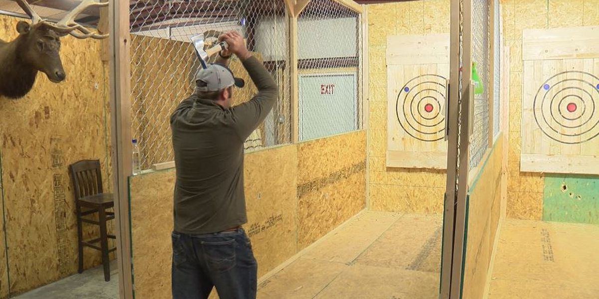 Axe throwing to a new boutique: Local Amarillo businesses expand