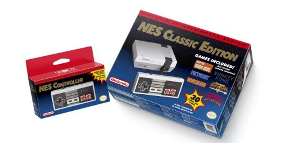 List of games on NES Classic Edition