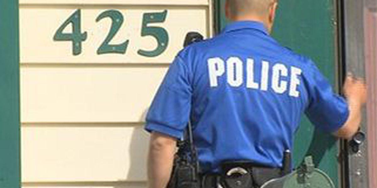APD warrant round up begins
