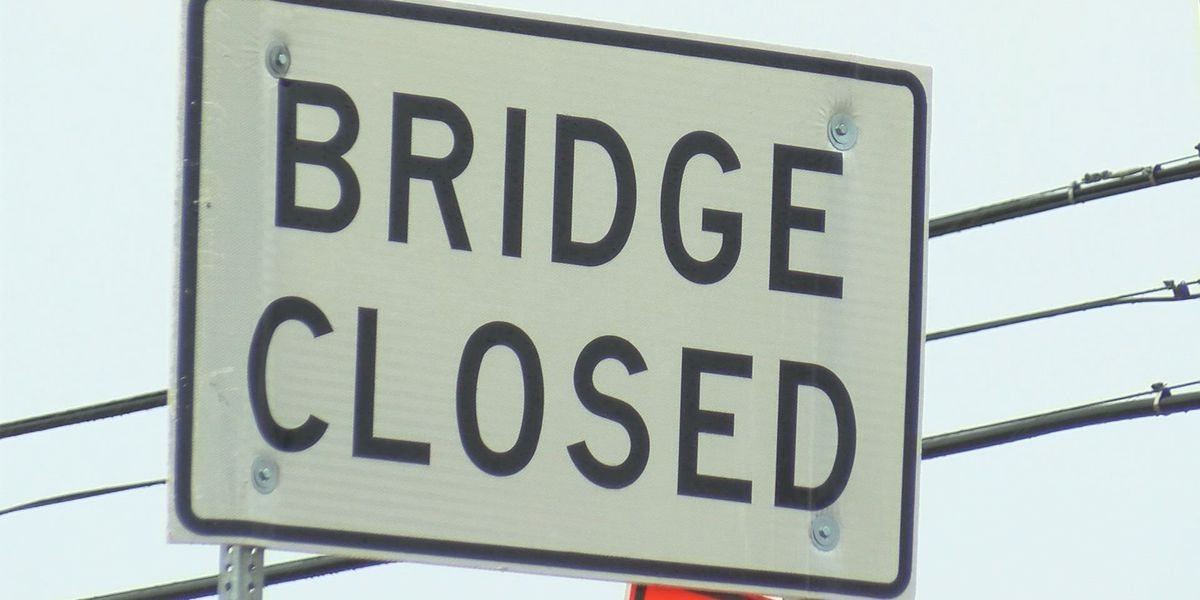 Bell street bridge, I-40 to be closed for further repairs
