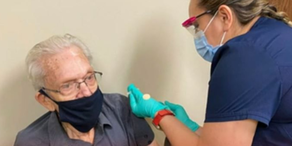 Amarillo VA administers 10,000th dose of COVID-19 vaccine