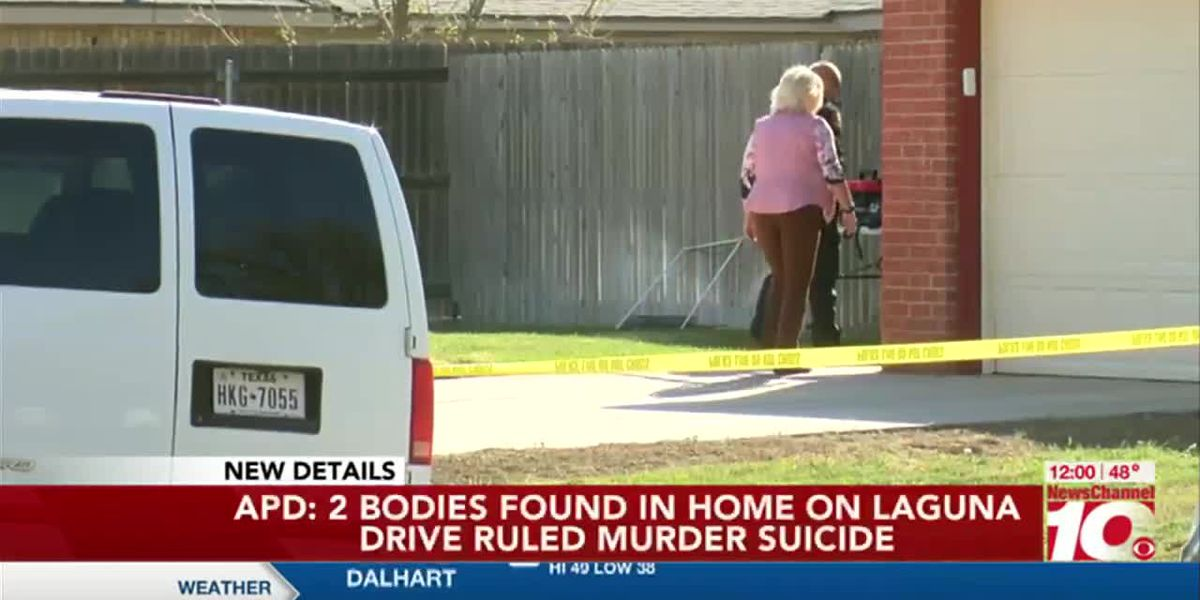 VIDEO: APD: Bodies found on Laguna Drive determined to be murder suicide