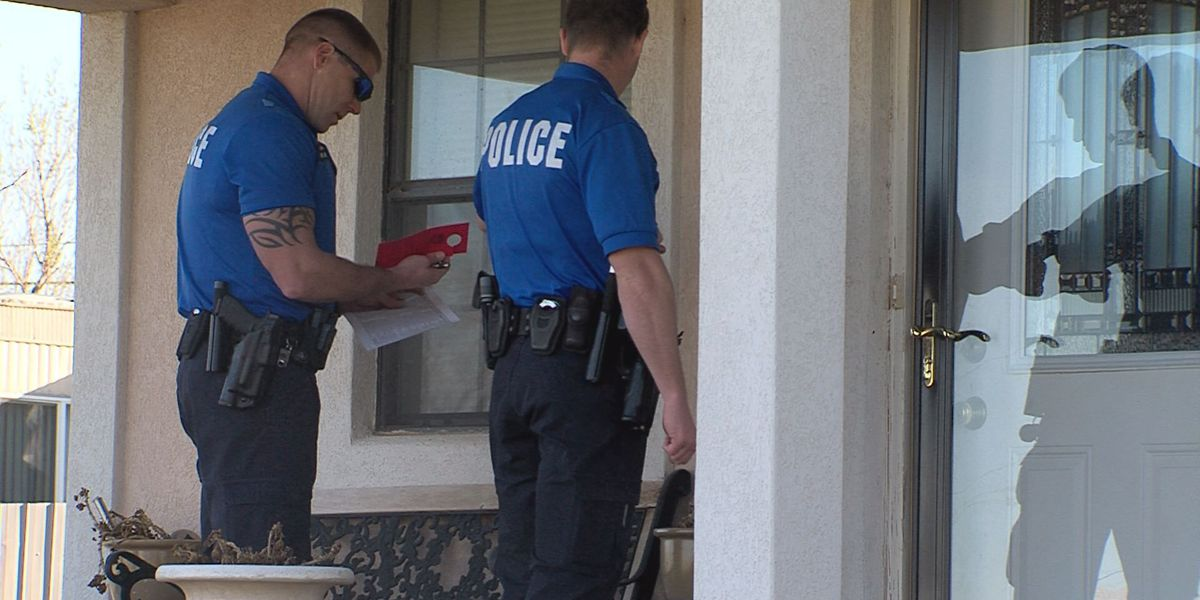 APD Officers begin knocking on doors for Compliance Campaign