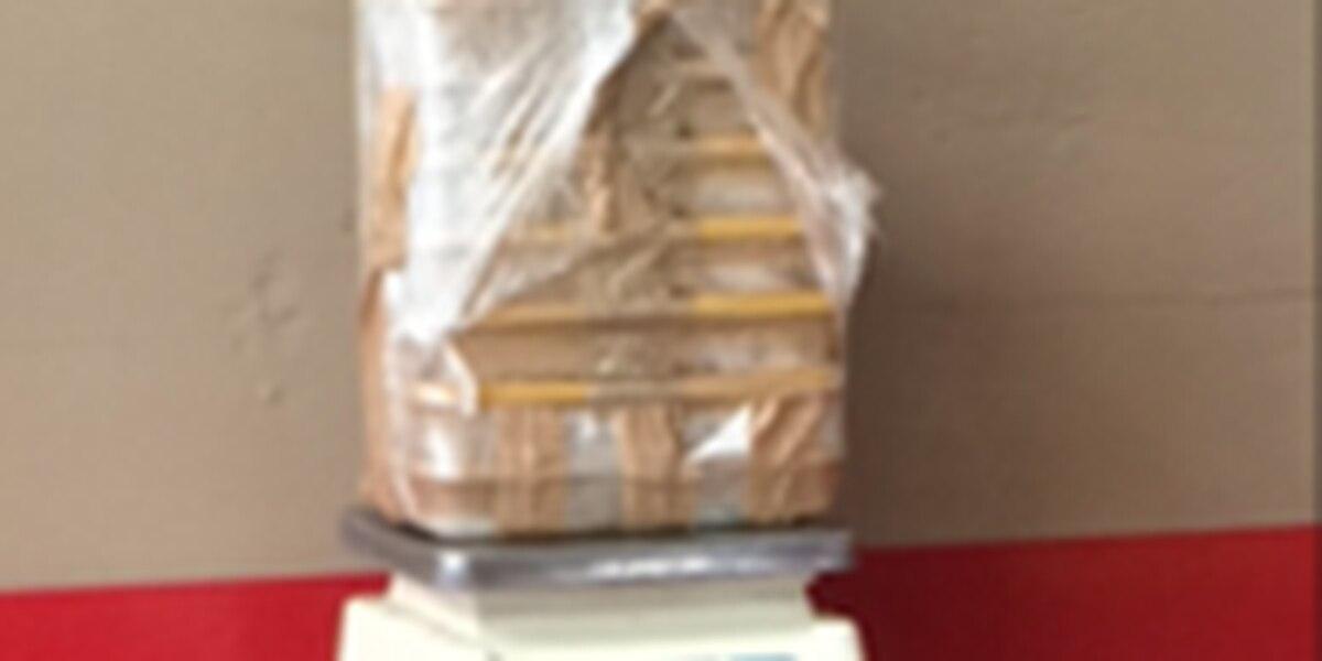 DPS seize 1 million dollars worth of meth in weekend traffic stop