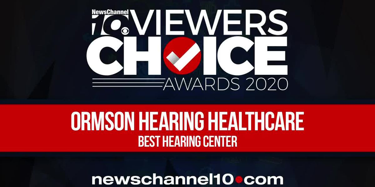 VIEWERS CHOICE AWARDS: ORMSON HEARING HEALTHCARE WINS BEST HEARING CENTER
