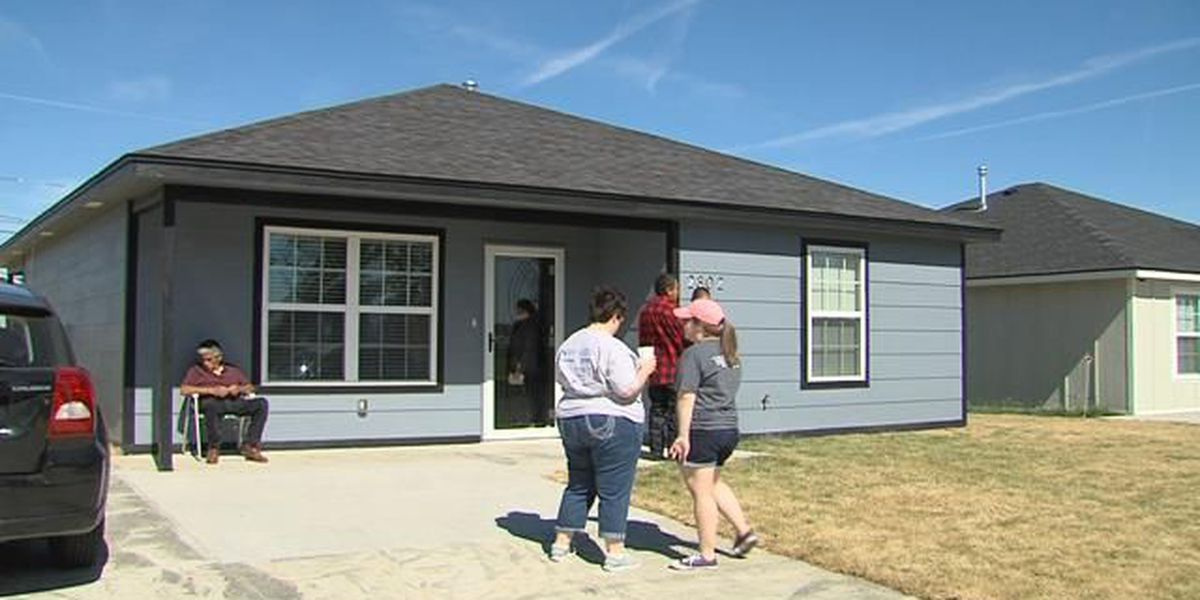 Family receives keys to 108th Habitat Home