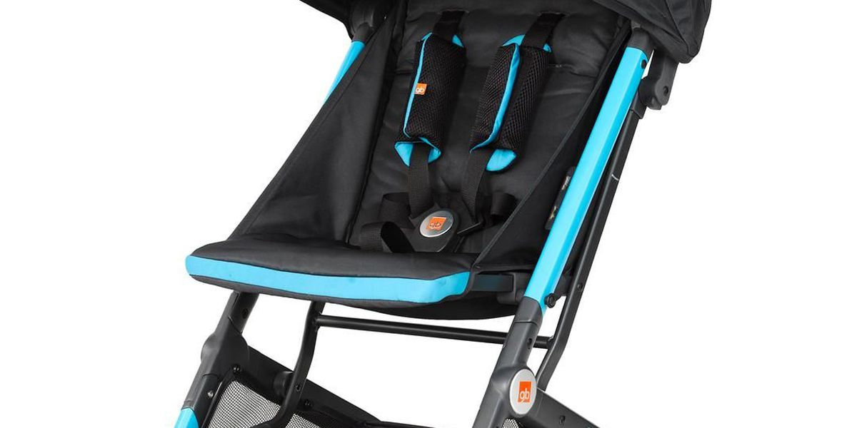 RECALL ALERT: Aria Child recalls strollers due to laceration and fall hazards