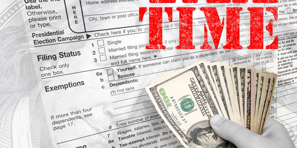 Many Amarillo taxpayers still haven't received their tax refund from the IRS