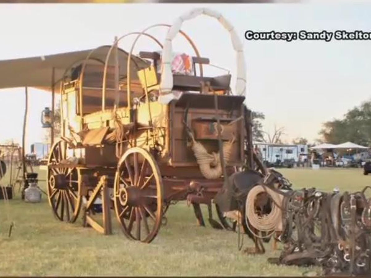 26th Annual Charles Goodnight Chuckwagon Cookoff returns this weekend