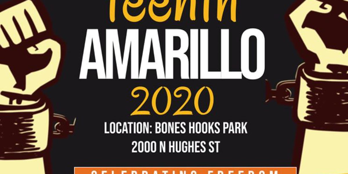 Community to celebrate freedom at Juneteenth Amarillo 2020 this Saturday